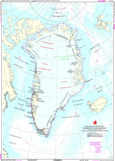 grønlands nordligste by